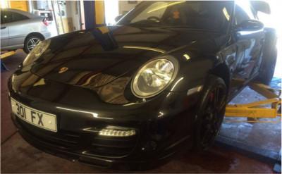 Porsche engine repairs